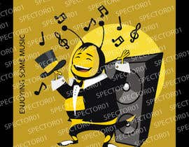 #8 cho I need a cartoon-style illustration of a Bee bởi Spector01