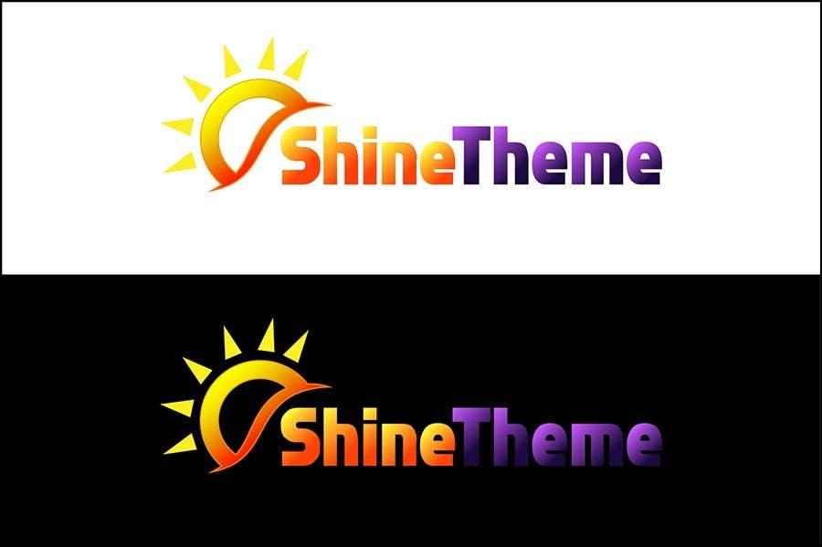 Inscrição nº 20 do Concurso para Design a Logo for Shine Theme