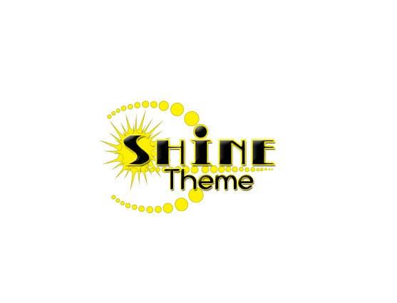 Inscrição nº 23 do Concurso para Design a Logo for Shine Theme