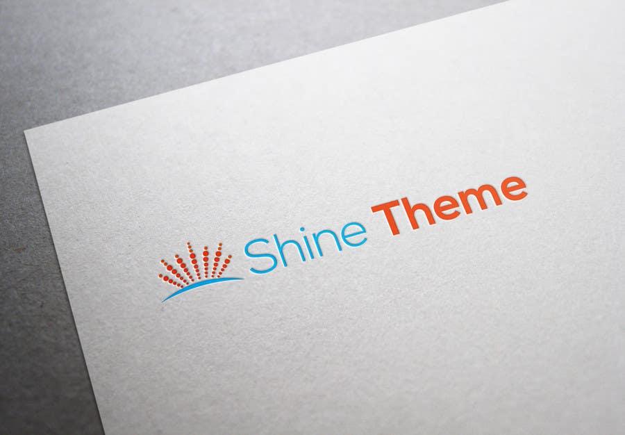 Inscrição nº 81 do Concurso para Design a Logo for Shine Theme
