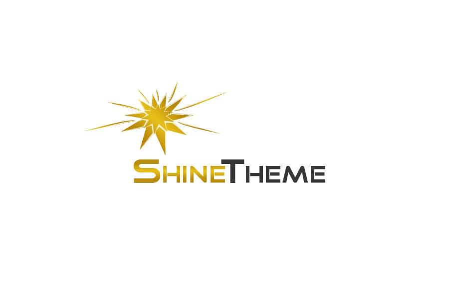 Inscrição nº 16 do Concurso para Design a Logo for Shine Theme