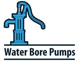 nº 17 pour Design a Logo for Water Bore Pumps par AiVectors