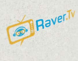 #38 untuk Design a Logo for Raver.Tv Competition oleh adrian1990