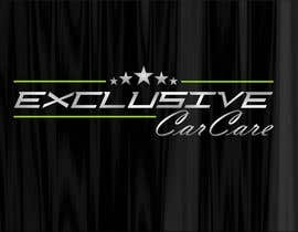 #152 untuk Design a Logo for Exclusive Car Care oleh netbih