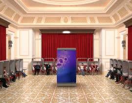 Nro 9 kilpailuun Ambientazione 3D - training room käyttäjältä hmichane