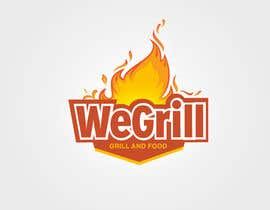 "nº 81 pour Logo for new franchise concept ""We Grill"" par gabrielmirandha"