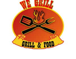 "nº 51 pour Logo for new franchise concept ""We Grill"" par fabrirebo"