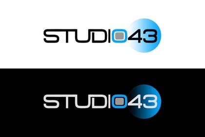 kk58 tarafından Design a Logo for Studio43 için no 120