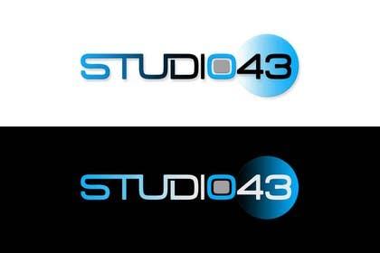 kk58 tarafından Design a Logo for Studio43 için no 121