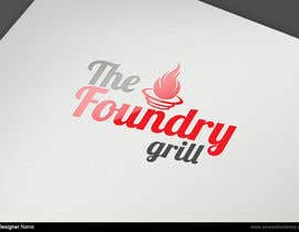nº 5 pour Design a Logo for The Foundry Grill par manuel0827