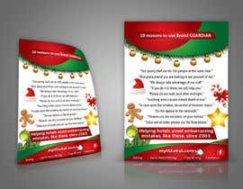 #33 for Christmas Flyer Competition by tahira11