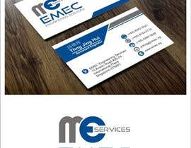 indraDhe tarafından Design Company Logo and Business Card for M&E Company için no 13