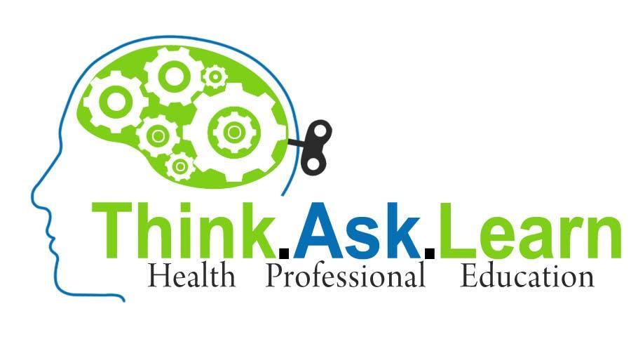 Bài tham dự cuộc thi #                                        233                                      cho                                         Logo Design for Think Ask Learn - Health Professional Education