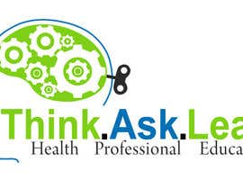 #233 para Logo Design for Think Ask Learn - Health Professional Education por waqasmoosa