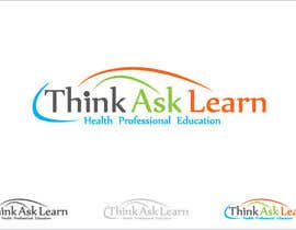 #173 for Logo Design for Think Ask Learn - Health Professional Education by TruckGames