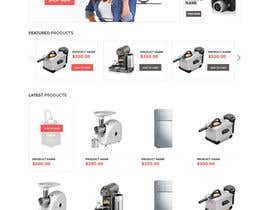 #3 for simple layout for an e-commerce second hand shop by SadunKodagoda
