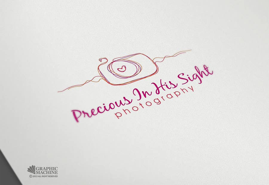 #21 for Watermark and Logo for Photography Company by manuel0827