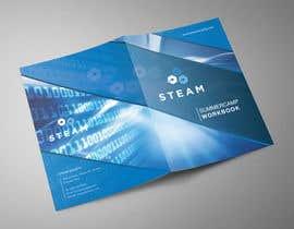 Nro 10 kilpailuun Workbook Template design and cover page käyttäjältä ElegantConcept77