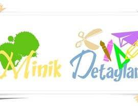 #23 para Design a Logo for Minik Detaylar por vzhen