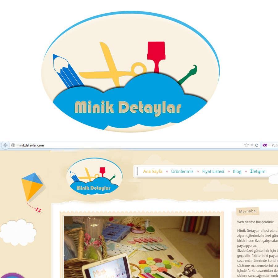 Proposition n°68 du concours Design a Logo for Minik Detaylar