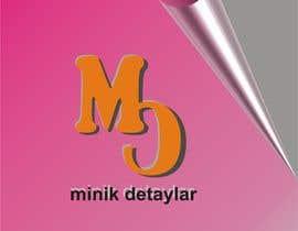 #17 para Design a Logo for Minik Detaylar por uisworkforce