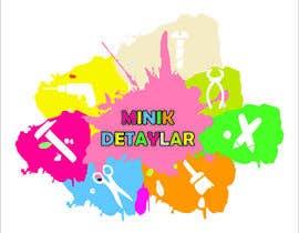 #28 for Design a Logo for Minik Detaylar by guillex22
