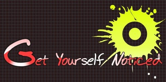 Inscrição nº 11 do Concurso para The Get Yourself Noticed logo design competition