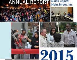 Nro 31 kilpailuun Annual Report Design käyttäjältä Z1PP0