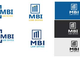 nº 66 pour Desing Logo for mbi law office par Kuldeep01