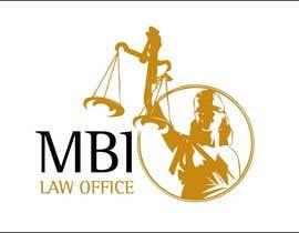 Nro 8 kilpailuun Desing Logo for mbi law office käyttäjältä swethanagaraj