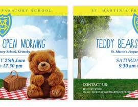 Nro 24 kilpailuun Teddy Bear  Flyer käyttäjältä ClaudiuTrusca