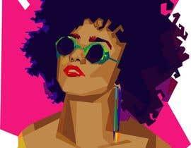 nugrahanugraha tarafından Illustrate Geometric Fashion Portraits için no 6