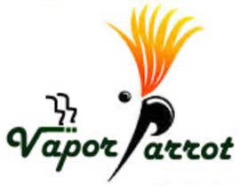 #72 for Design a Logo for VaporParrot.com af elegantic