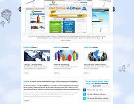 #65 untuk Website Design for Simply Good Websites Ltd. oleh krishnachettri83