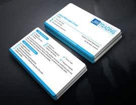Nro 29 kilpailuun Double Sided Business Card käyttäjältä kushum7070