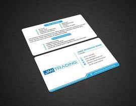 Nro 30 kilpailuun Double Sided Business Card käyttäjältä kushum7070