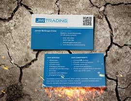 Nro 37 kilpailuun Double Sided Business Card käyttäjältä vadimsoloviev