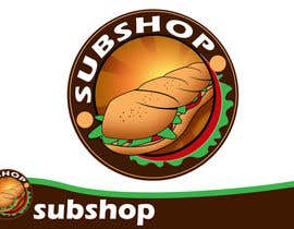#127 cho Logo Design for Subshop bởi rogeliobello