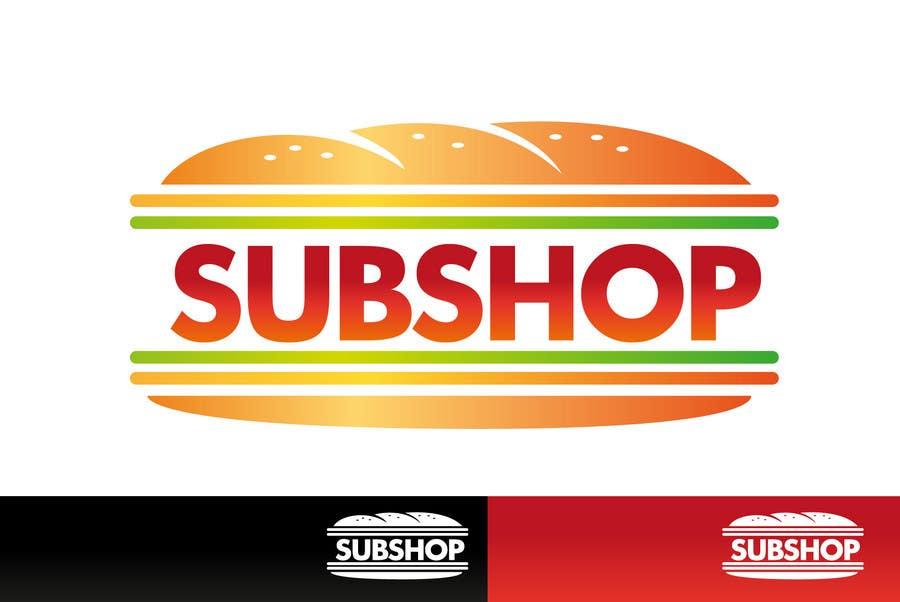 Konkurrenceindlæg #                                        115                                      for                                         Logo Design for Subshop