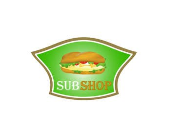 #213 para Logo Design for Subshop por rraja14