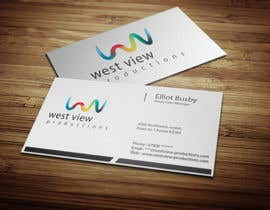 #13 for Design a business card for a video production business by razer69