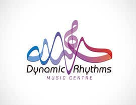 #257 cho Logo Design for Dynamic Rhythms Music Centre bởi Mackenshin