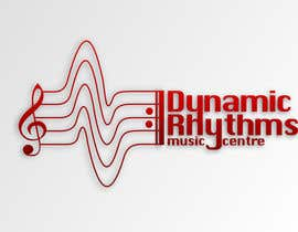 #188 for Logo Design for Dynamic Rhythms Music Centre by yreenhiba