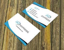 Nro 56 kilpailuun Business Card Design For JWL Express käyttäjältä sujan18