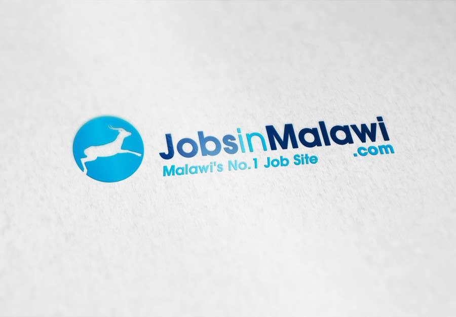 Kilpailutyö #4 kilpailussa Develop a Corporate Identity for www.jobsinmalawi.com