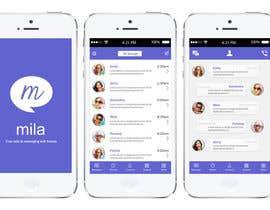 Nro 1 kilpailuun iPhone App Design käyttäjältä technologiesblue