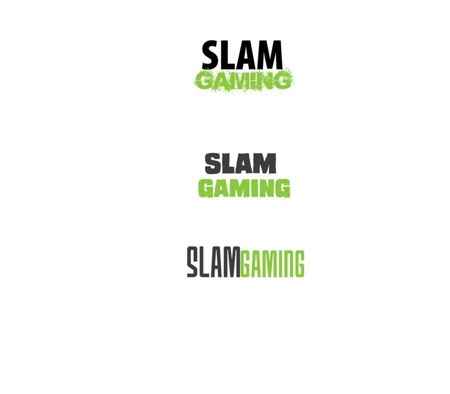 Penyertaan Peraduan #3 untuk Design a Logo for SLAM Gaming