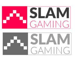 #85 para Design a Logo for SLAM Gaming por AlexxD