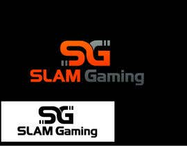 #47 para Design a Logo for SLAM Gaming por texture605