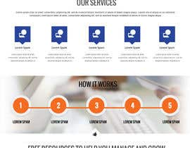 #14 for Design a Simple Website for A Credit Card Processing Company by suryabeniwal